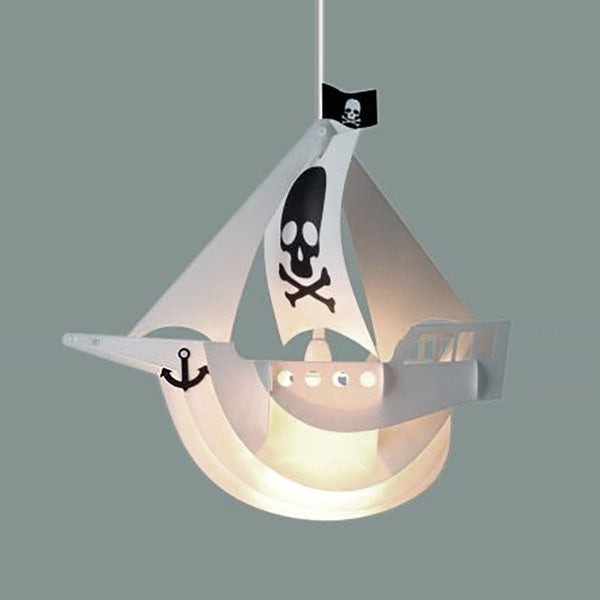 Pirate Ship Ceiling Light Lamp Shade