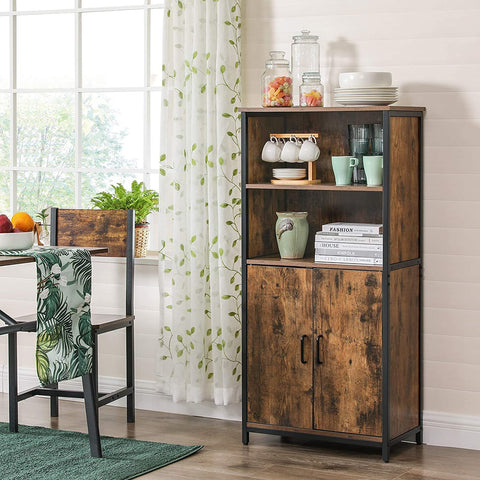 Rustic Storage Cabinet