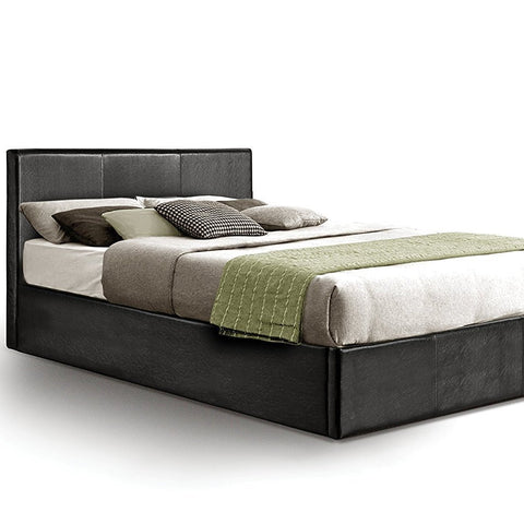 Double Deep Storage Lift Up Bed