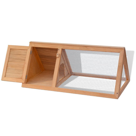 Wooden Animal Rabbit Cage