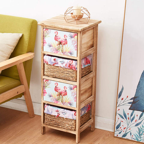Tropical Storage Cabinet