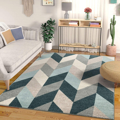 Antioch Chevron Rug