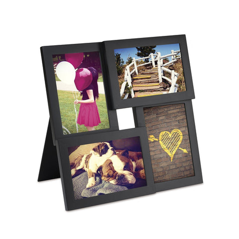 Four Panel Desktop Picture Frame
