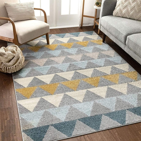Antioch Triangle Rug