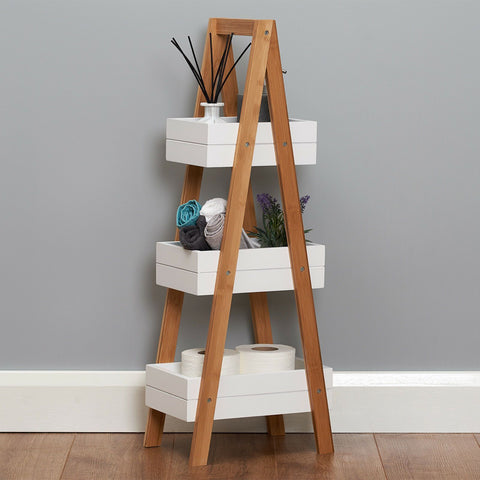 3 Tier Freestanding Storage Tripod