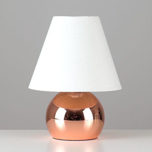 Copper Touch Dimmer Lamp