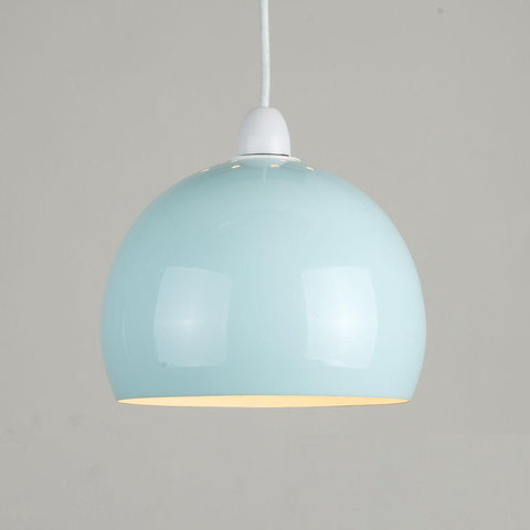 Tiffany Blue Light Shade