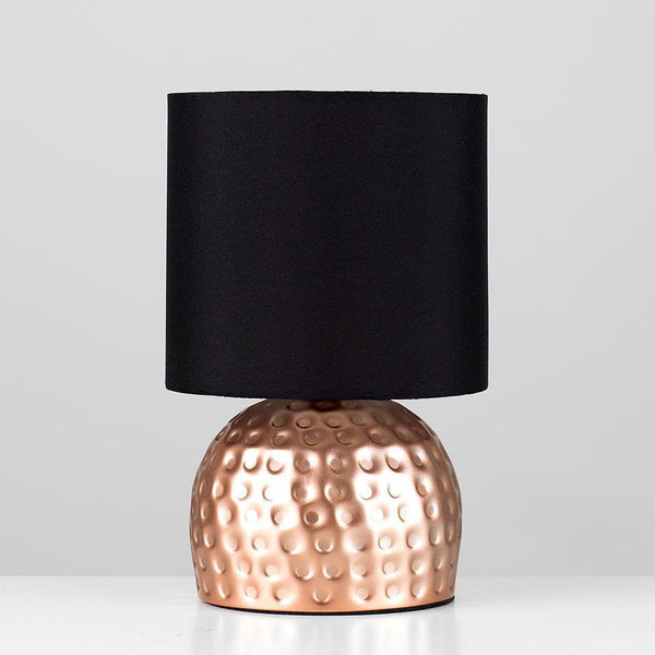 Copper Touch Control Lamp