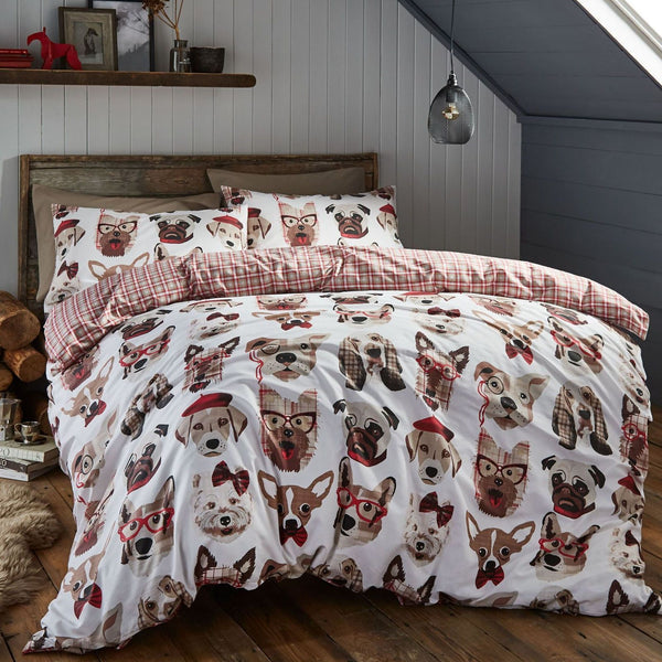 Dapper Dog Duvet