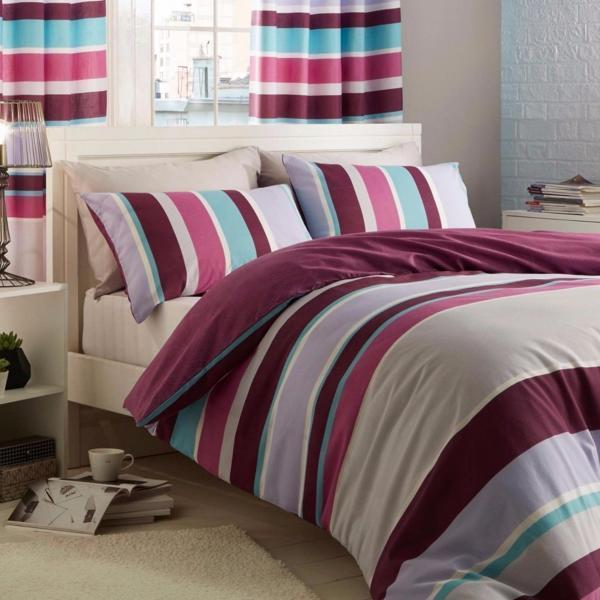 Multi Stripe Duvet