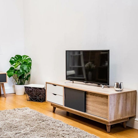 Phoenix Oak TV Unit