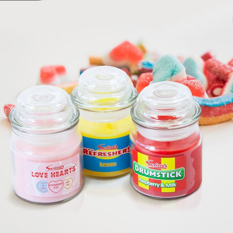 Retro Sweet Scented Candles