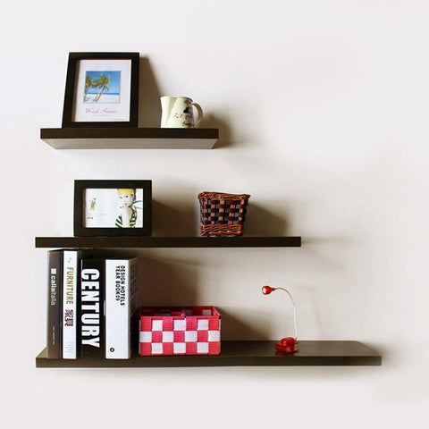 3 Piece Floating Shelves Set