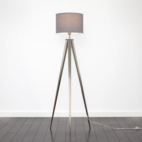 Metal Xero Floor Lamp