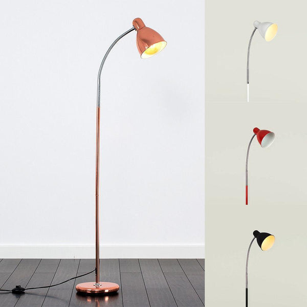 Adjustable Floor Standing Craft Reading Lamp