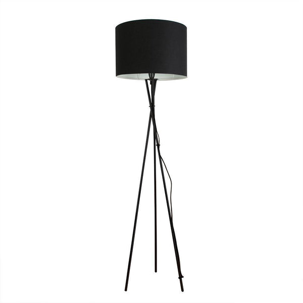 Large Modern Tripod Floor Lamp
