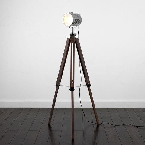 Stylish Tripod Floor & Table Adjustable Lamp