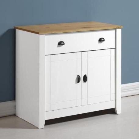2 Door Oak Sideboard