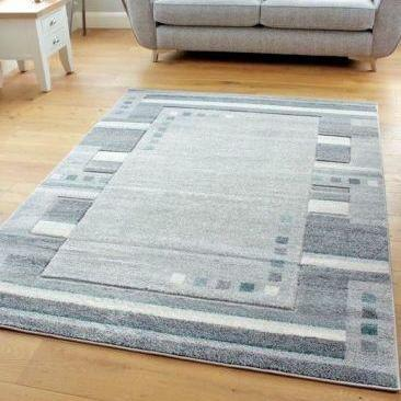 Modern Square Cornering Rugs