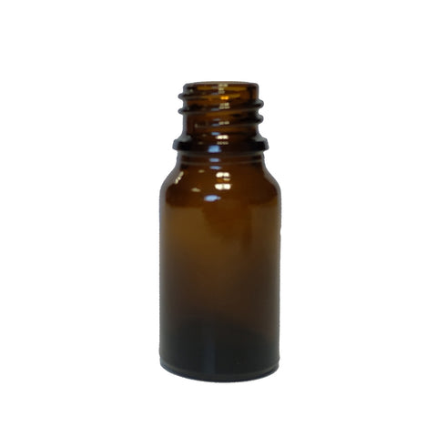 10ml / 50ml / 100ml Glass Amber Bottle (Pack of 20) - Good Day Organics Ltd