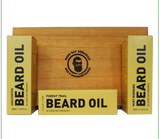Organic Beard Oil Gift Set + Free Beard Comb (Personalised) - Good Day Organics Ltd
