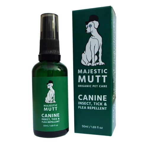 Organic Canine Insect Repellent (50ml)