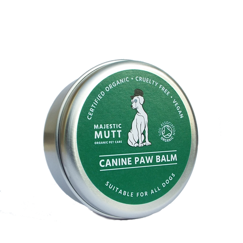 Organic Canine Paw & Nose Balm (90G) - Good Day Organics Ltd