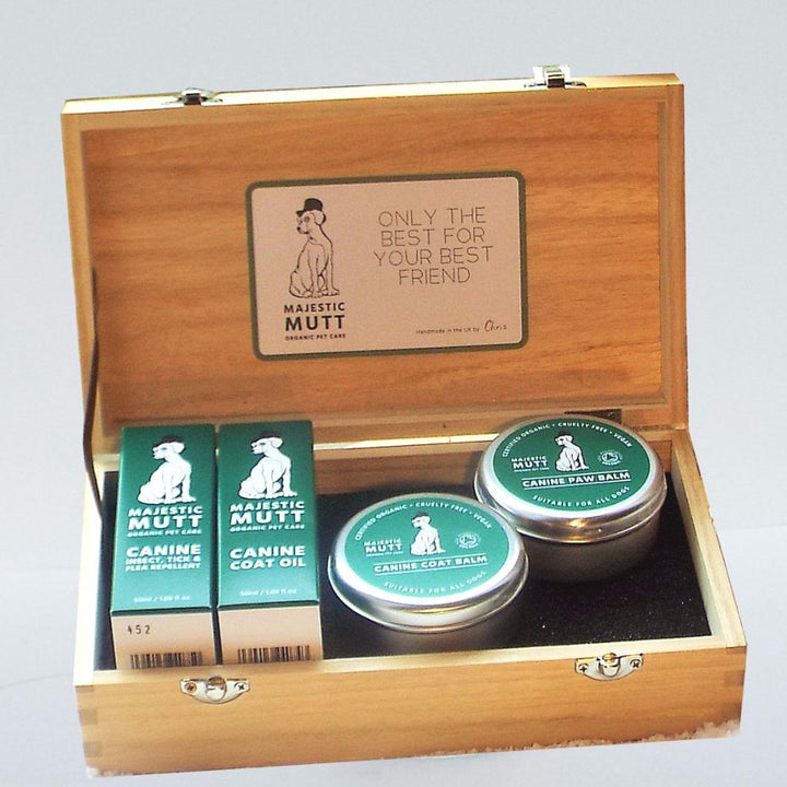Complete MM Organic Canine Grooming Gift Set