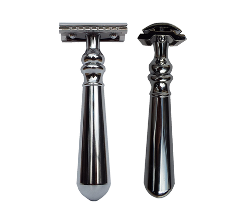 GDO Classic Safety Razor (inc. blades) - Good Day Organics Ltd