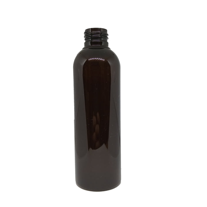 100ml / 200ml Amber Tall Bottle PET (5 pack)