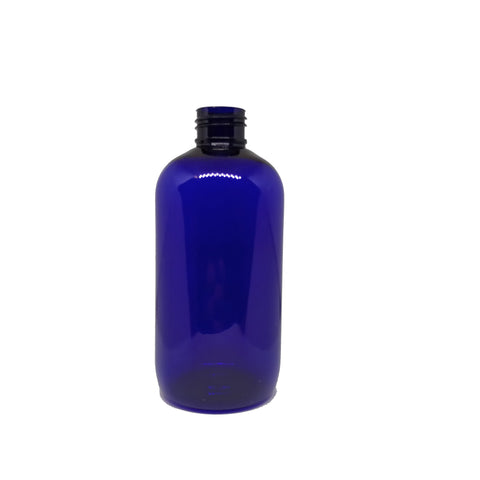 250ml Blue Boston Bottle PET (5 pack) - Good Day Organics Ltd