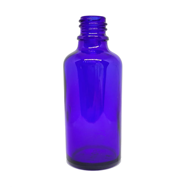 10ml / 50ml / 100ml Glass Blue Bottle (Pack of 20)