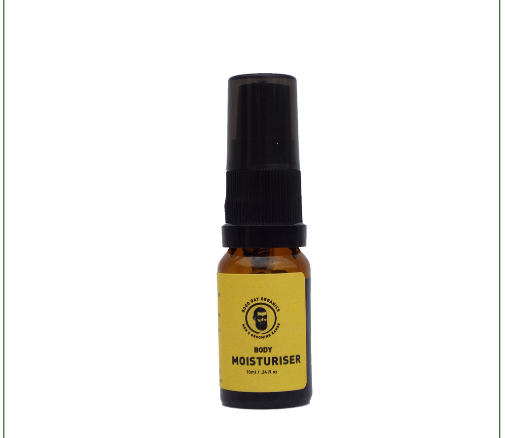 Organic Hemp Body Moisturiser (10ml)