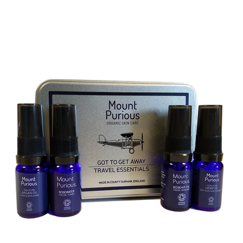 No. 9 - 'Leaving on a Jet Plane' - Holiday Gift Set - Good Day Organics Ltd