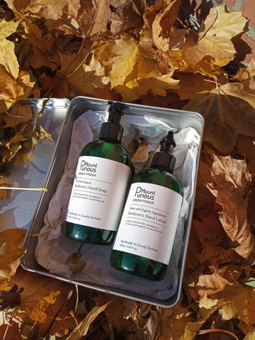 Gardeners Green Finger Gift Set - Good Day Organics Ltd
