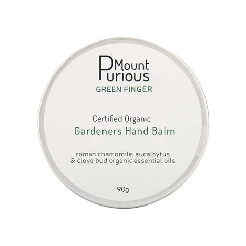 Gardeners Organic Hand Balm - Good Day Organics Ltd