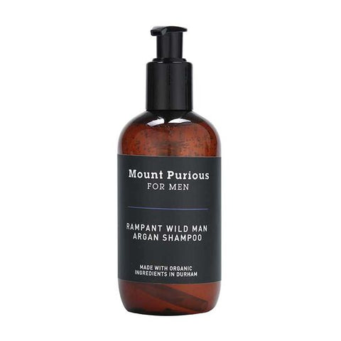 Rampant Wild Man Shampoo - 250ml - Good Day Organics Ltd