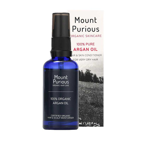 100% Pure Argan Oil - Skin & Hair Moisturiser (50ml) - Good Day Organics Ltd