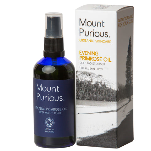 100% Pure Evening Primrose Oil - Daily Moisturiser (100ml) - Good Day Organics Ltd