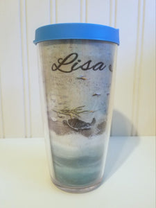 """The Great Escape"" Lisa Sparling Art 16oz Covo Cup"