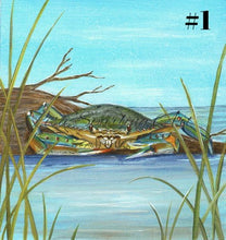 Feeling Crabby Set Of Giclée Reproductions Giclee