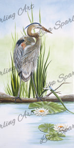 """I Spy I"" Lisa Sparling Art Giclée Reproduction"
