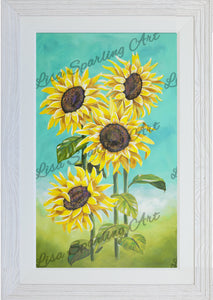 """Sunflowers"" Giclée Reproduction"