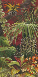 Tropical Evening Ii Giclée Reproduction Giclee Reproductions
