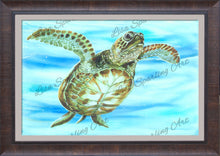 """Turtle"" Lisa Sparling Art Giclée Reproduction"