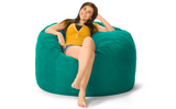4 Foot MojoBagz Bean Bag Chair