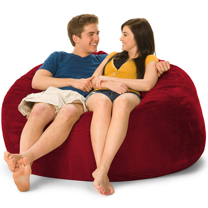 5 Foot MojoBagz Bean Bag Chair
