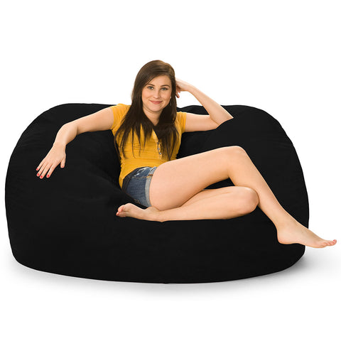 5 Foot MojoBagz Bean Bag Sofa