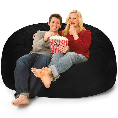 6 Foot MojoBagz Bean Bag Chair