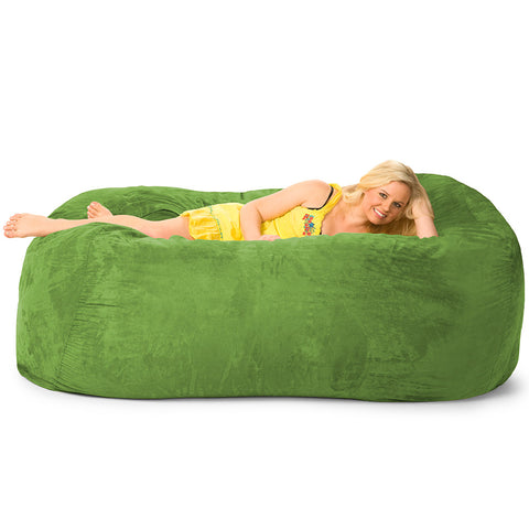 6 Foot MojoBagz Bean Bag Sofa